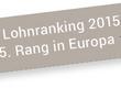 Im Lohnranking steht das MBA der PHW an 5. Stelle in Europa